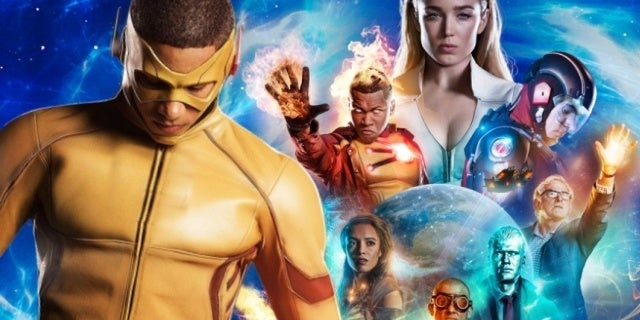 legends of tomorrow wally west