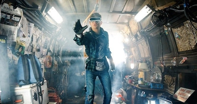Steven Spielberg talks 'Ready Player One': 'People wants to escape'