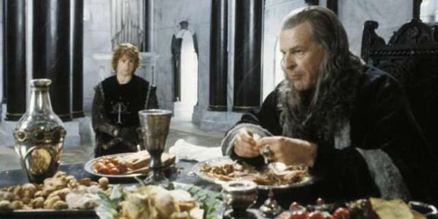 Lord of the Rings Eating