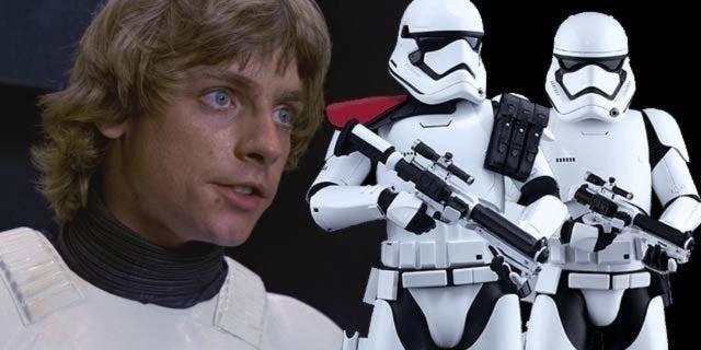 luke skywalker stormtrooper the last jedi harry william