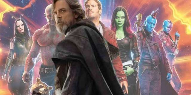 Mark Hamill Guardians of the Galaxy