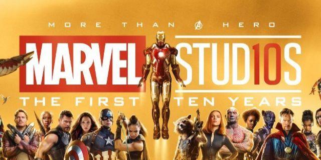 Marvel Studios First 10 Years Header Image