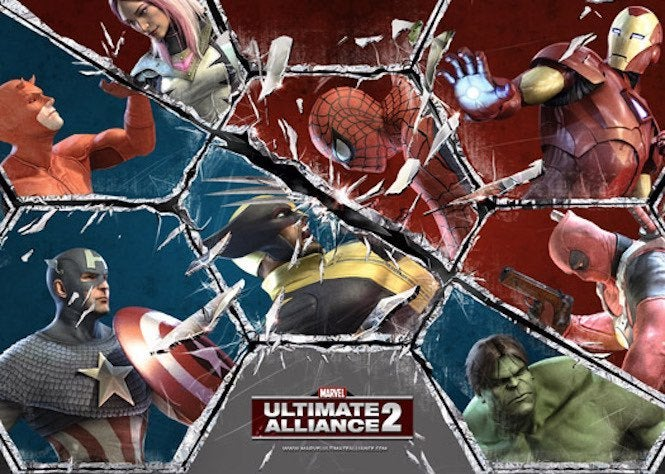 Get the Marvel: Ultimate Alliance Two Pack On Steam/PC For a Great Price