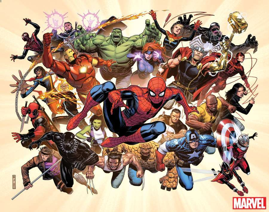 Marvel Announces New AVENGERS by Aaron & McGuinness