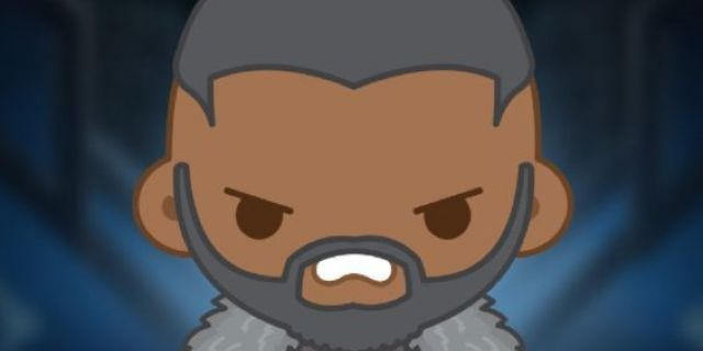 mbaku black panther emoji