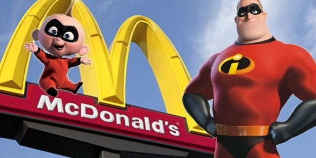 mcdonalds disney happy meal toys