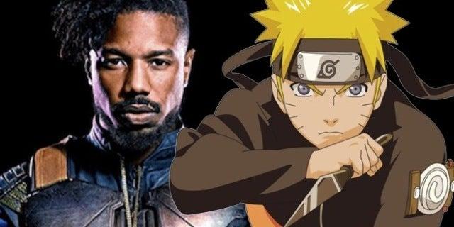 'Black Panther's Michael B. Jordan Is A Huge Anime Fan