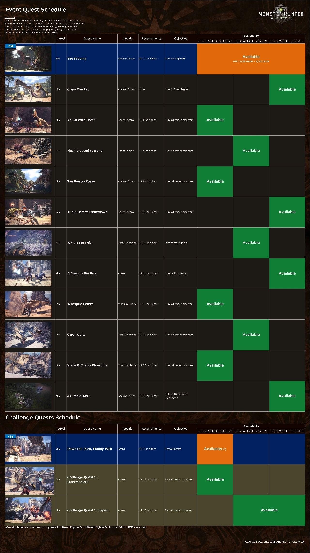 MonsterHunterWorldSchedule (1)