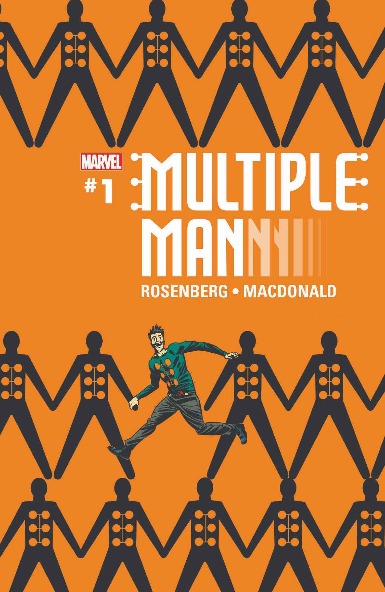 Mutliple Man #1