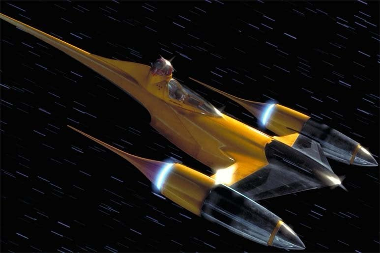 The 10 Best Star Wars Ships Ranked