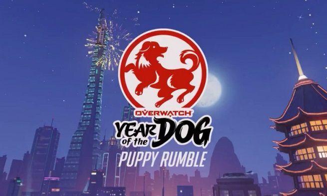 Overwatch Puppy Rumble