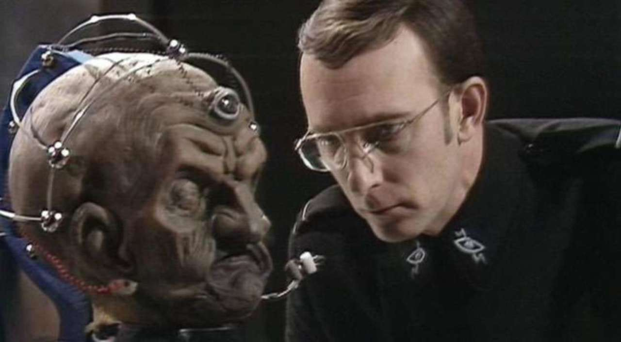 Doctor Who Actor Peter Miles Hasd
