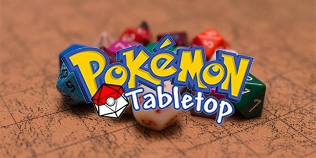 pokemon tabletop