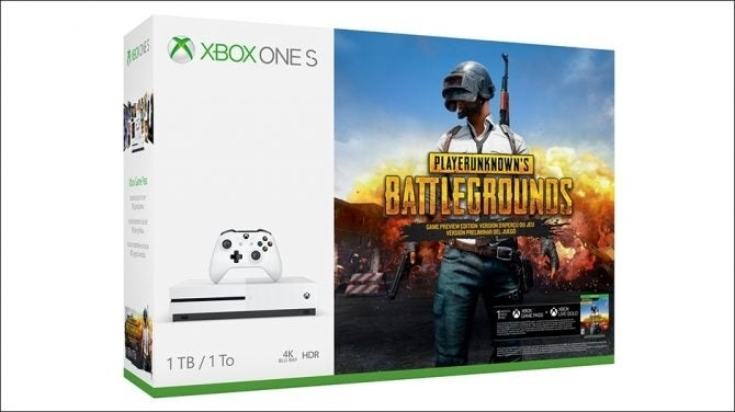 PUBG Xbox One S Bundle Announced, Price Confirmed