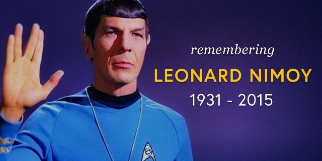 Remembering Leonard Nimoy (1931 - 2015) screen capture