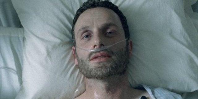 Rick Grimes coma