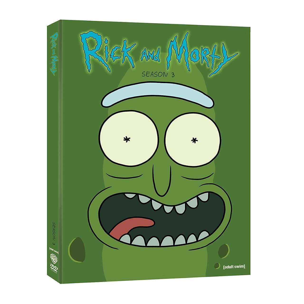 Rick & Morty Season 3 DVD Release Date Revealed on