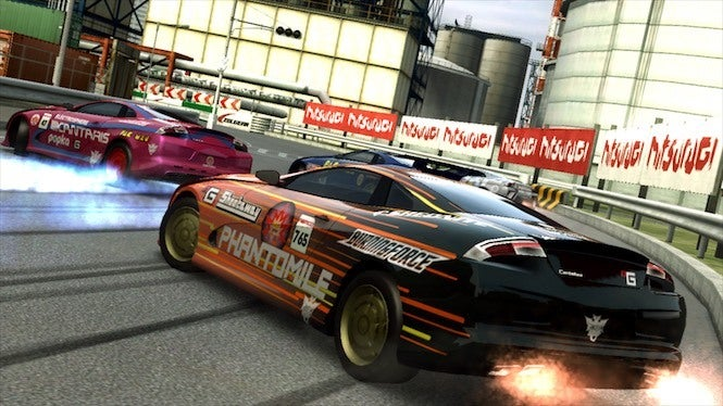 Rumour: Ridge Racer 8 And Unannounced IP Are Nintendo Switch Exclusives