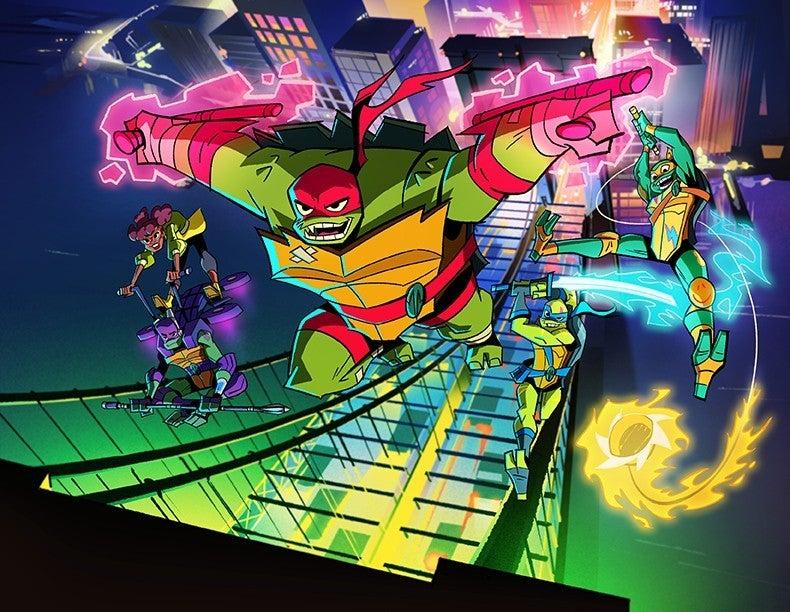 Teenage Mutant Ninja Turtles Donatello Wizard