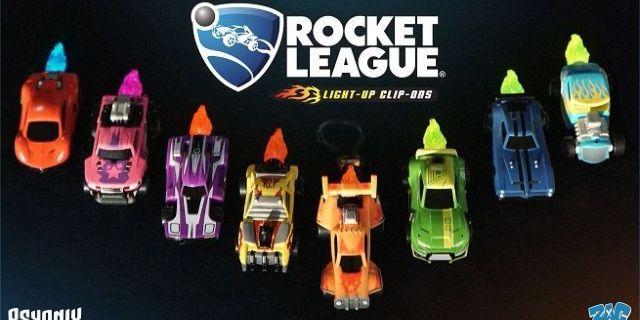 rocket league toys