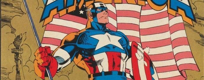 Ron Lim Captain America