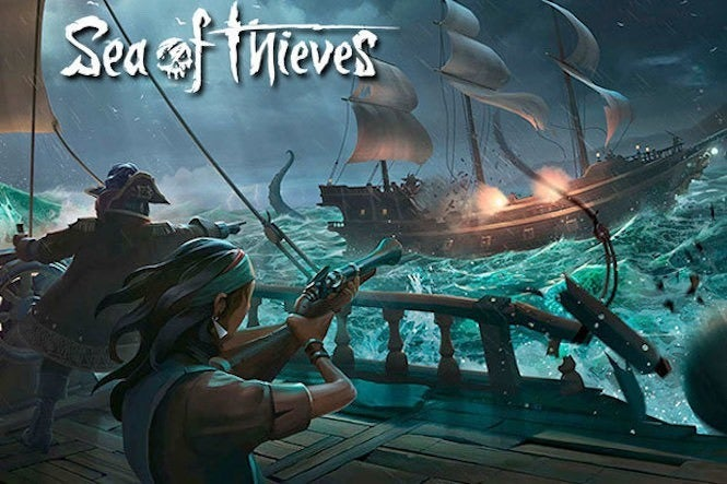 You can probably run Sea of Thieves on your crummy gaming laptop