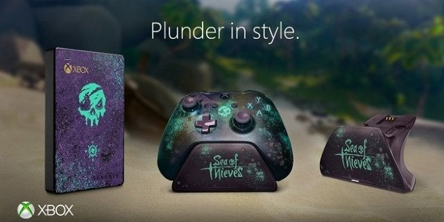 Sea of Thieves Accessories
