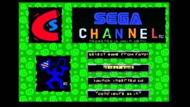 Sega Channel 6