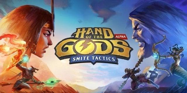 Smite Hand of the Gods