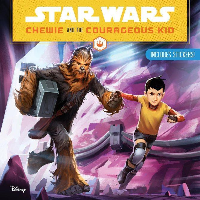 solo-a-star-wars-story-tie-ins-chewie-and-the-courageous-kid