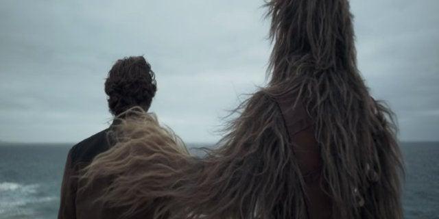 Solo Han Chewbacca
