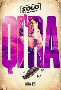solo poster qira