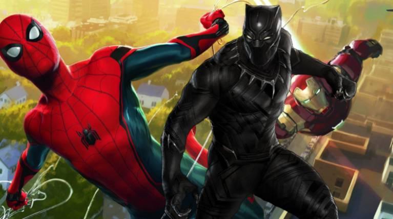 Spider-Man Black Panther ComicBook.com