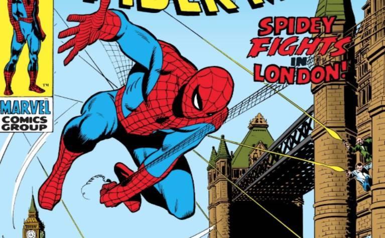 Spider-Man London