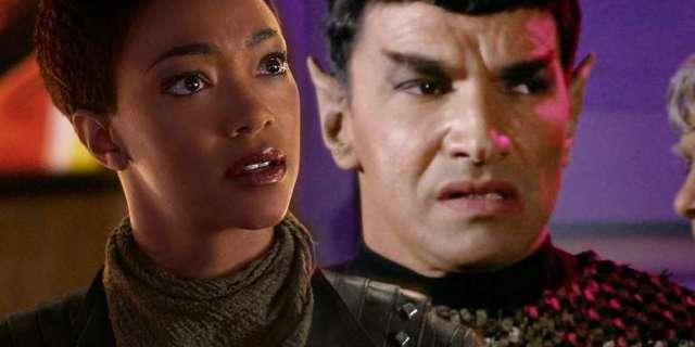 Star Trek Discovery Romulans