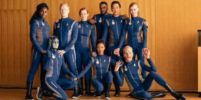 Star Trek Discovery Season Finale