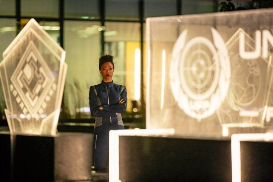 'Star Trek: Discovery' Showrunners Tease Spock and Pike's Roles in Season 2