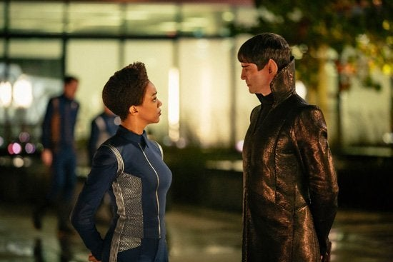 Star Trek: Discovery Producers on That Crazy Season 1 Finale