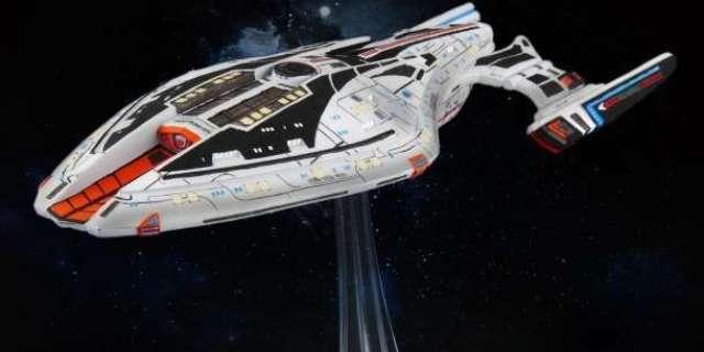Star Trek Online 3D Print Starships