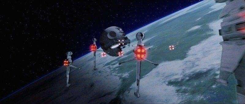 star wars b-wing return of the jedi