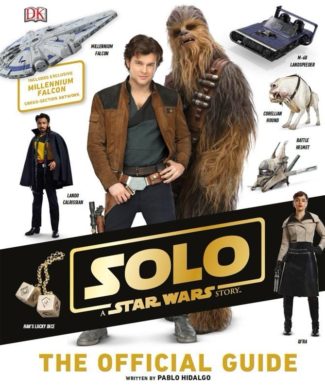 star wars han solo movie official guide