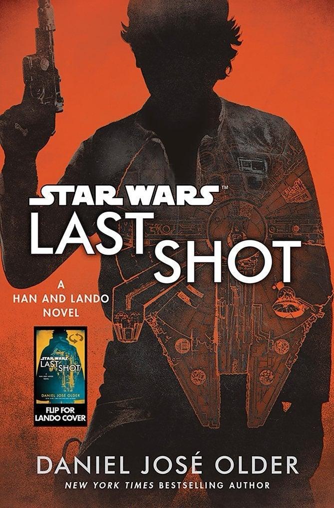 star wars last shot novel han solo