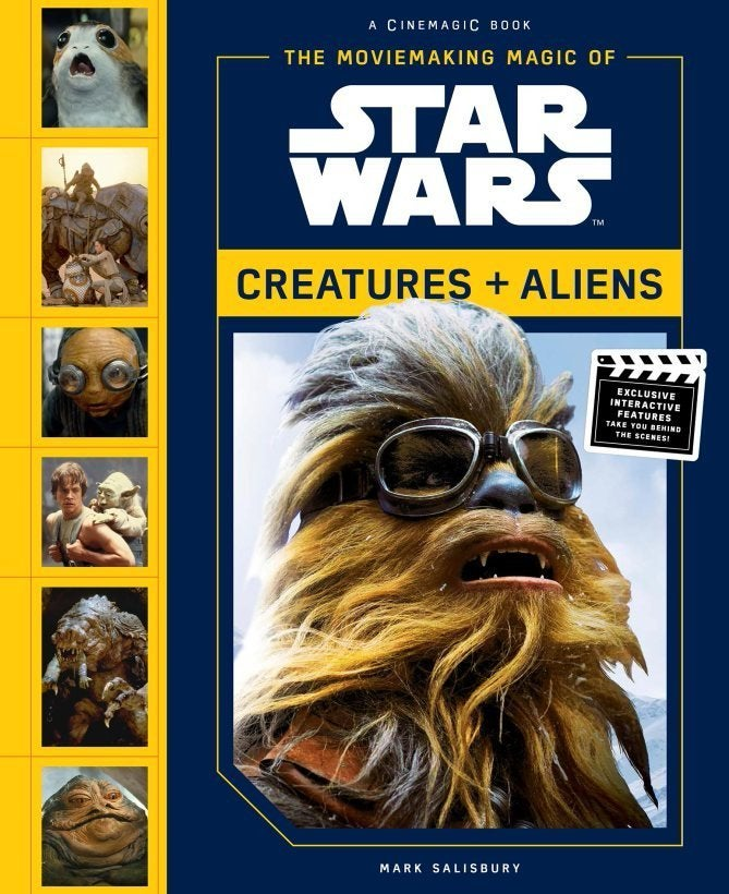 star wars solo book moviemaking magic creatures and aliens