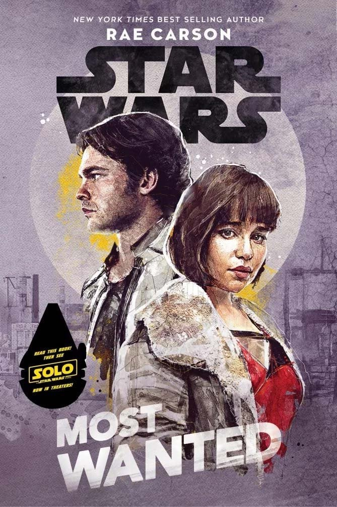 star wars solo most wanted novel