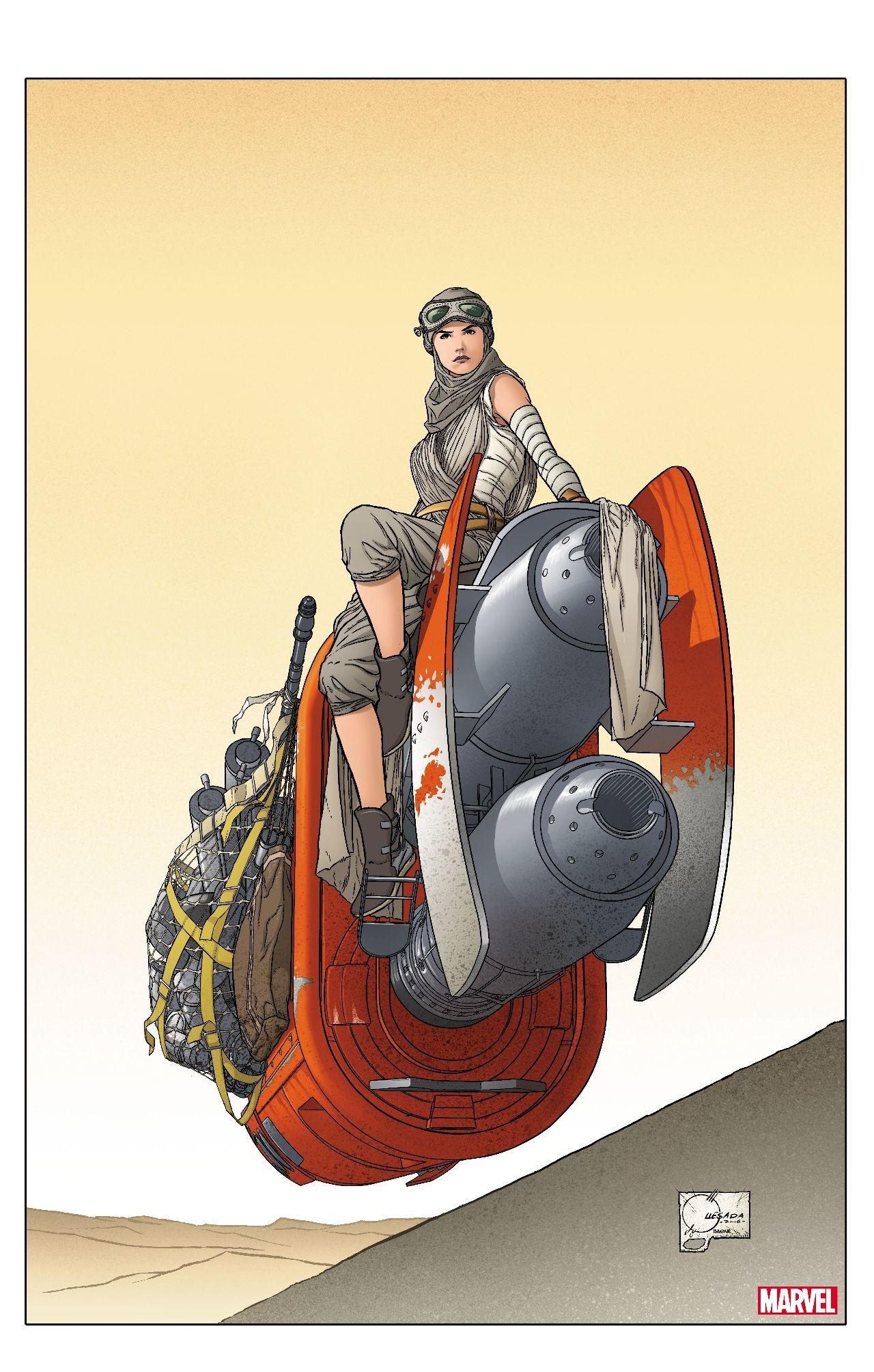 Star Wars The Last Jedi Adaptation Cover #2