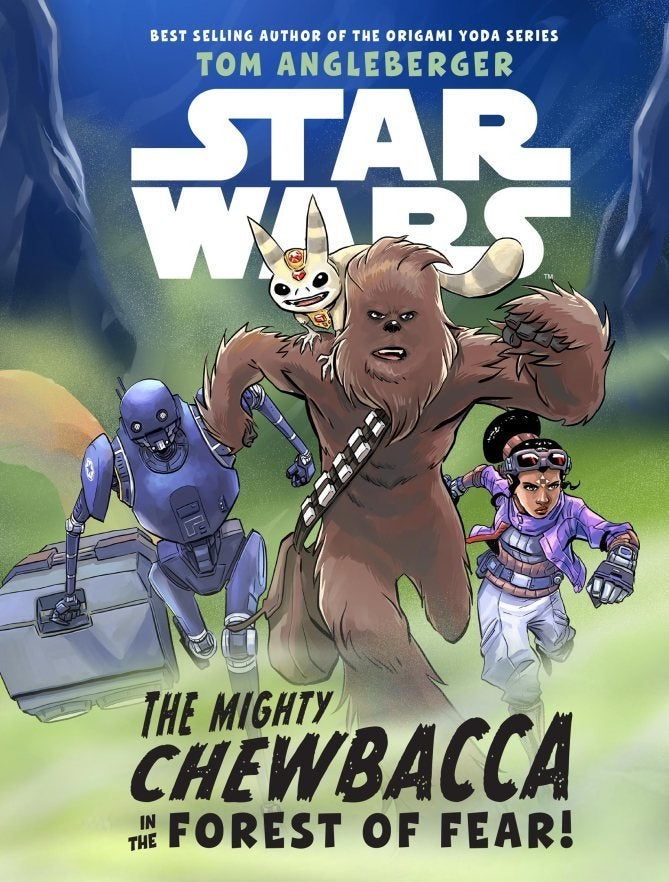 star wars the mighty chewbacca han solo book