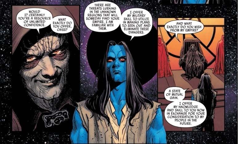 star wars thrawn comic emperor palpatine