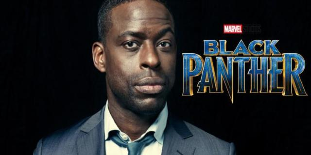 Sterling K Brown Black Panther