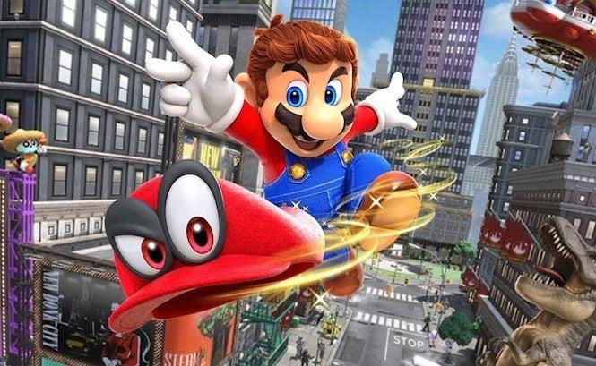 Nintendo Switch se prodaje odlično