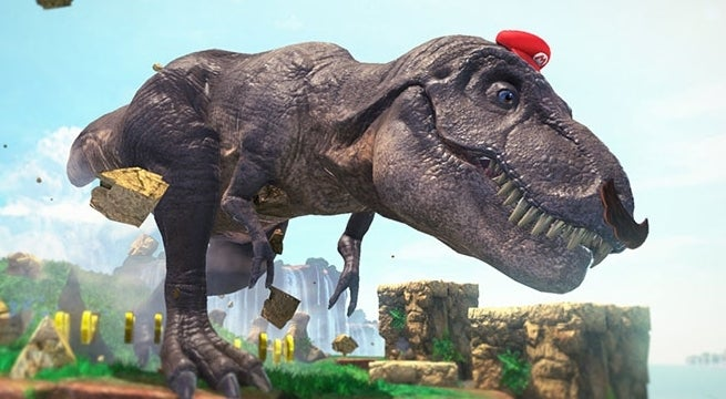 Super Mario Odyssey Producer Ends Debate Over Toad's Terrifying Head